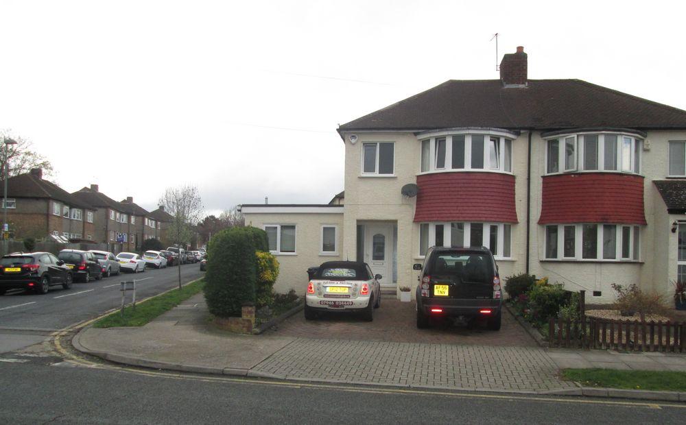 Ryecroft Road